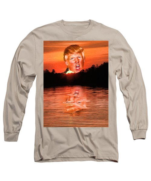 Trumpset 3 Long Sleeve T-Shirt