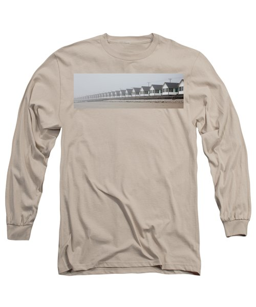Truro Fog Imagination Long Sleeve T-Shirt by Charles Harden