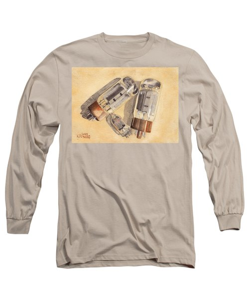 Tubes Long Sleeve T-Shirt