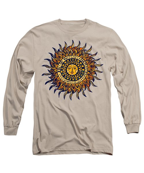Tucson Arizona Del Sol Long Sleeve T-Shirt