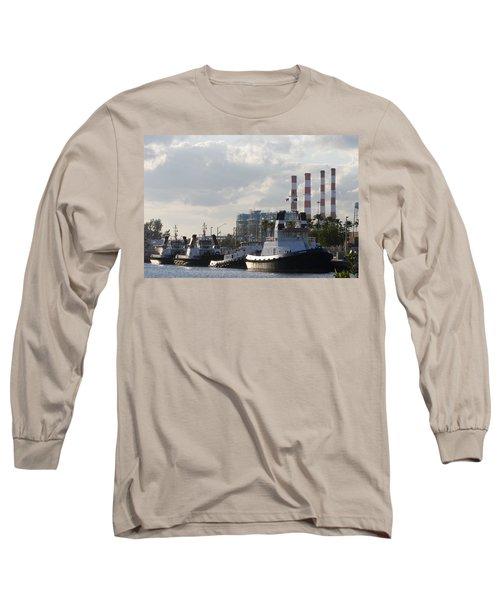 Tugs Long Sleeve T-Shirt