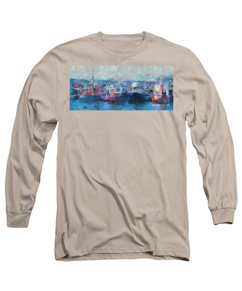 Tugs Together  Long Sleeve T-Shirt