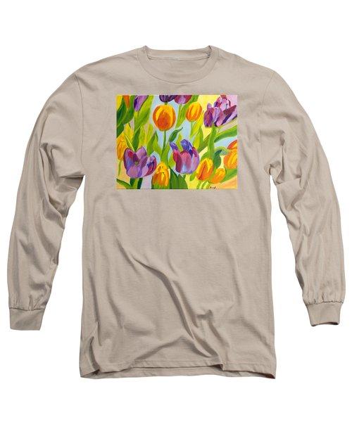 Tulip Fest Long Sleeve T-Shirt