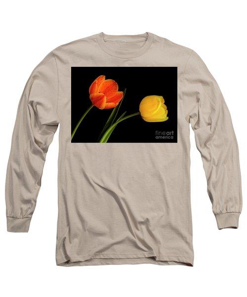 Tulip Pair Long Sleeve T-Shirt