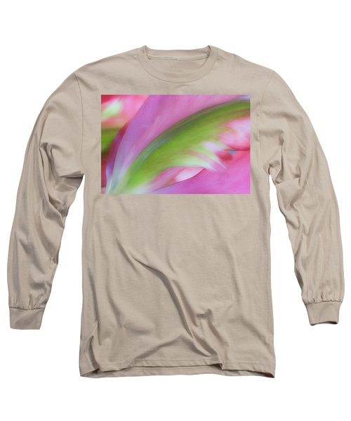 Tulip Study Long Sleeve T-Shirt