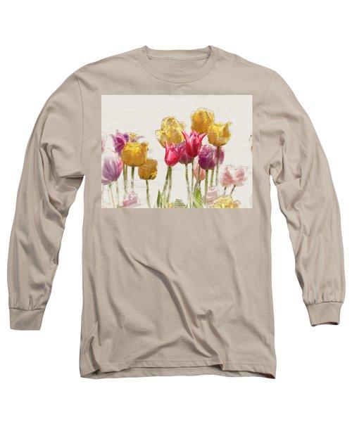Tulipe Long Sleeve T-Shirt