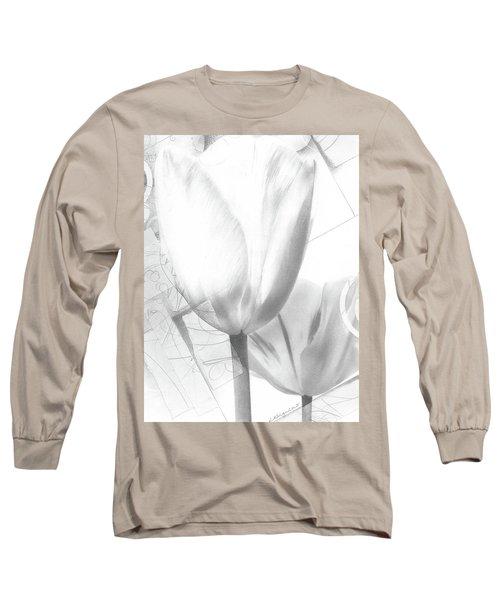 Tulips No. 3 Long Sleeve T-Shirt