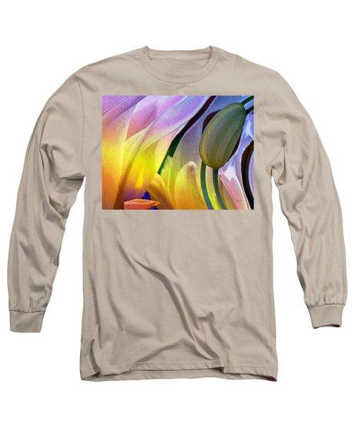 Tulips Secret Long Sleeve T-Shirt