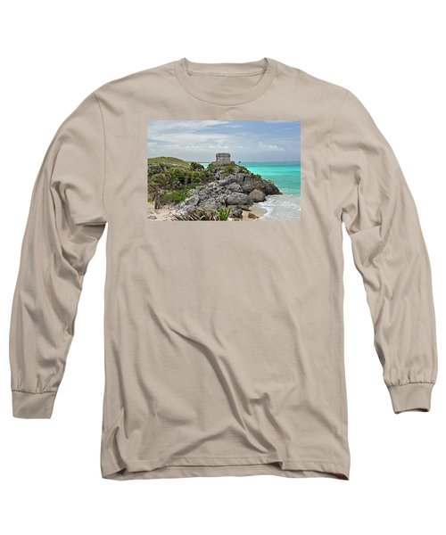 Tulum Mexico Long Sleeve T-Shirt