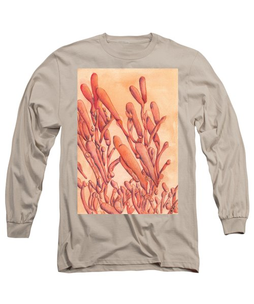 Firecracker  Long Sleeve T-Shirt by Versel Reid