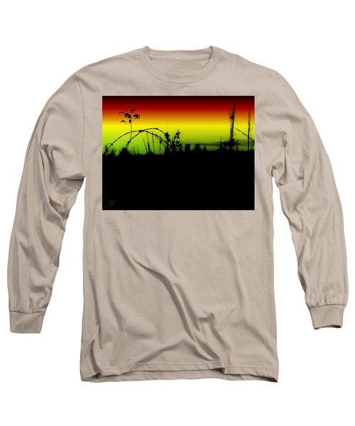 Tumbling Down Long Sleeve T-Shirt