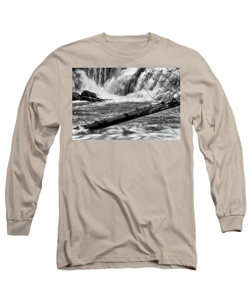 Tumwater Waterfalls#2 Long Sleeve T-Shirt