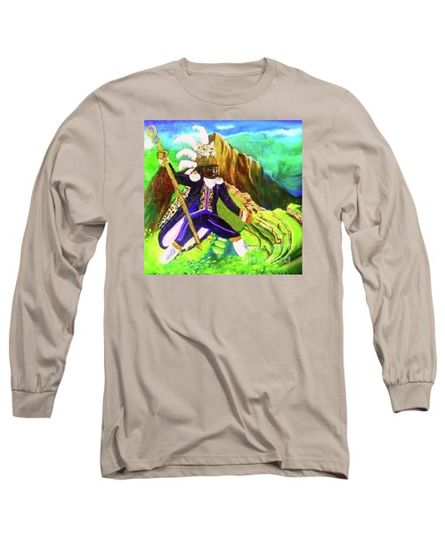 Tupac Amaru II Long Sleeve T-Shirt