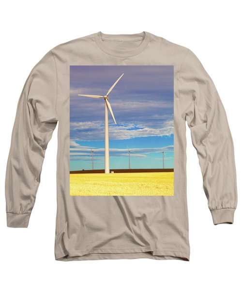 Turbine Formation Long Sleeve T-Shirt