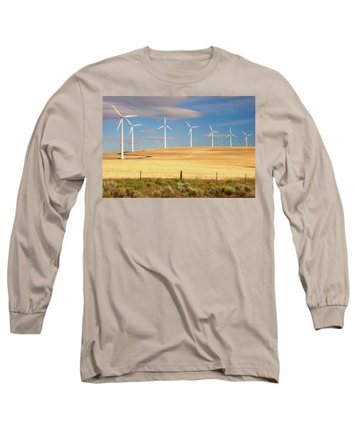 Turbine Line Long Sleeve T-Shirt