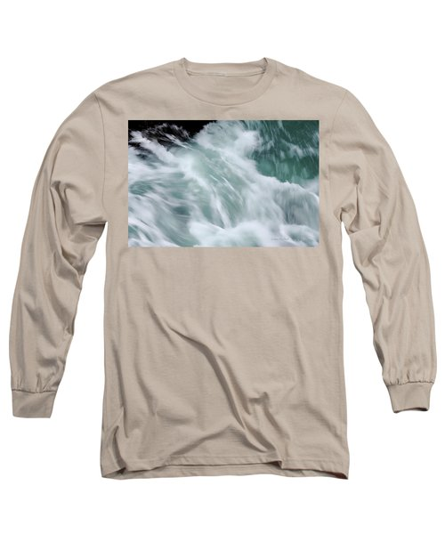 Turbulent Seas Long Sleeve T-Shirt
