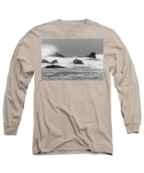 Turbulent Thoughts Long Sleeve T-Shirt