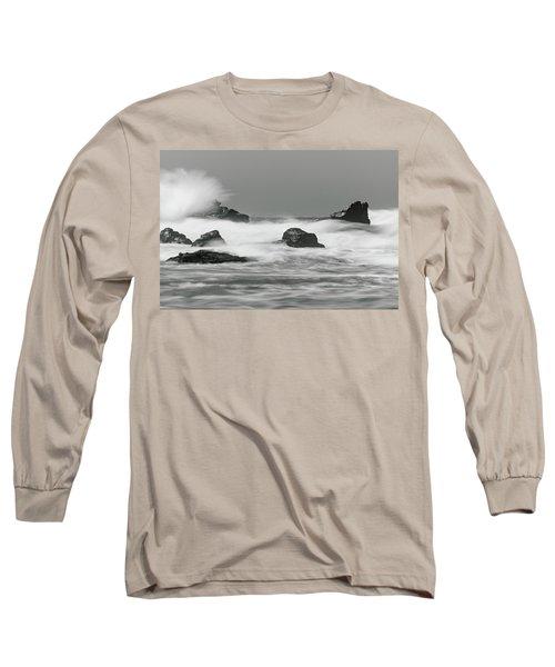 Turbulent Thoughts Long Sleeve T-Shirt