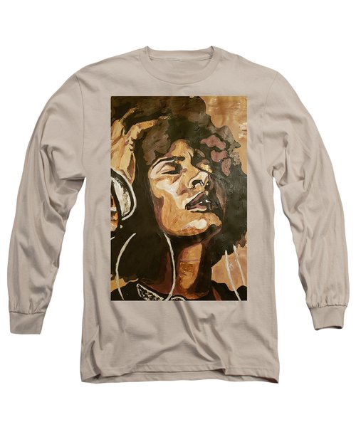 Turn Up The Quiet Long Sleeve T-Shirt