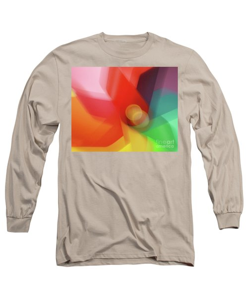 Turn Your Luck Around Long Sleeve T-Shirt