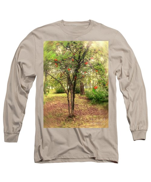 Turning And Turning Long Sleeve T-Shirt