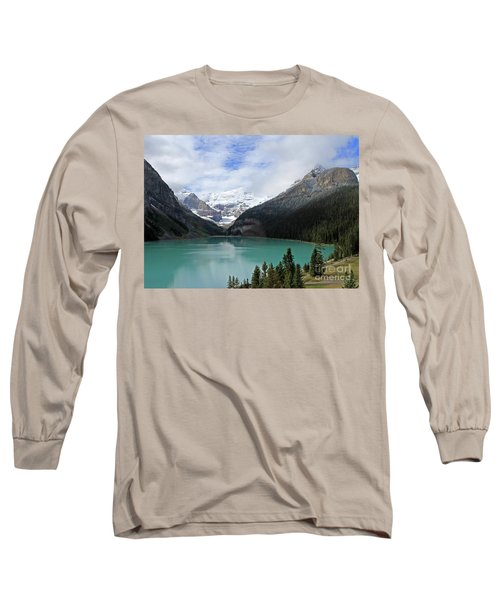 Turquoise Lake Long Sleeve T-Shirt