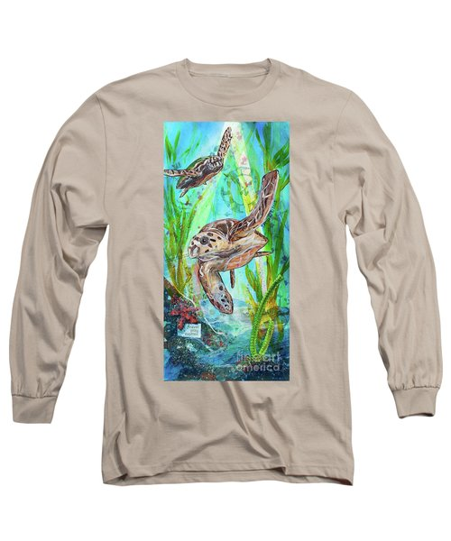 Turtle Cove Long Sleeve T-Shirt
