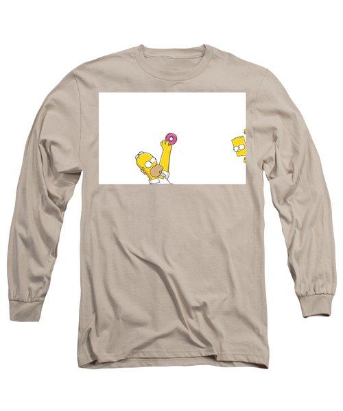 Tv Show Long Sleeve T-Shirt