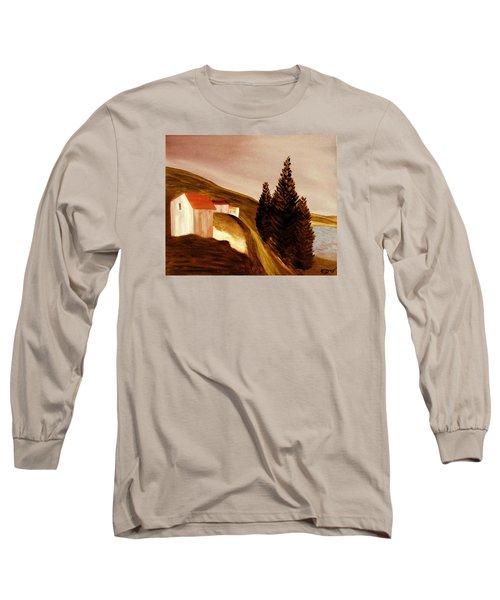 Twilight Long Sleeve T-Shirt by Bill OConnor