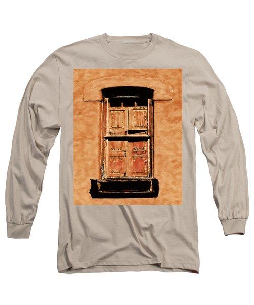 Twilight On Galisteo Long Sleeve T-Shirt