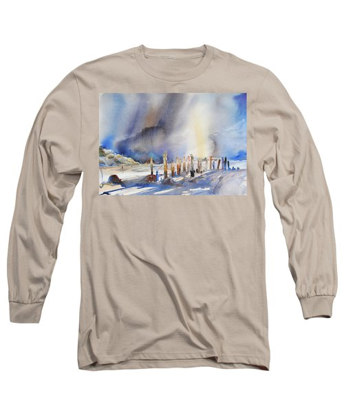 Twilight Time Long Sleeve T-Shirt