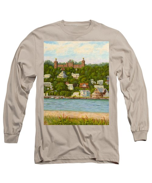 Twin Lights  Long Sleeve T-Shirt