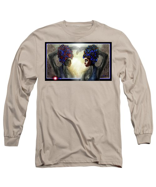 Twin Sisters Long Sleeve T-Shirt