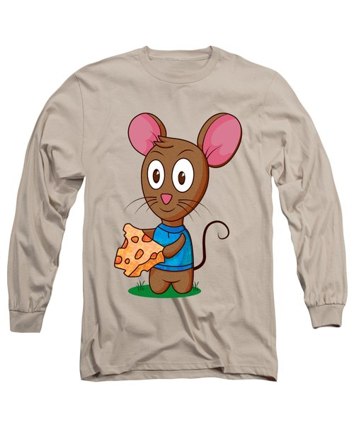 Twitch The Mouse Long Sleeve T-Shirt
