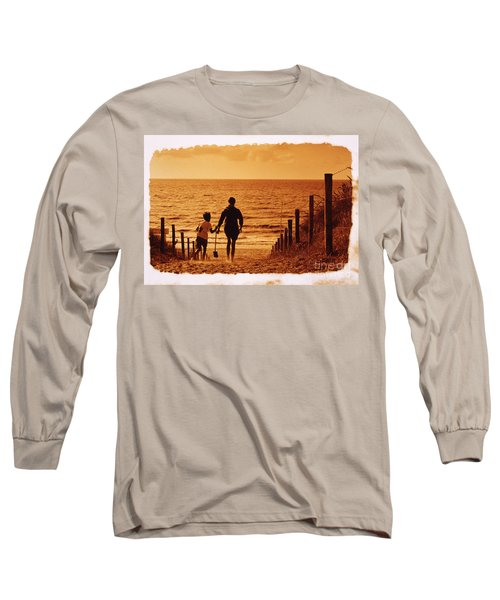 Two At Sea Long Sleeve T-Shirt
