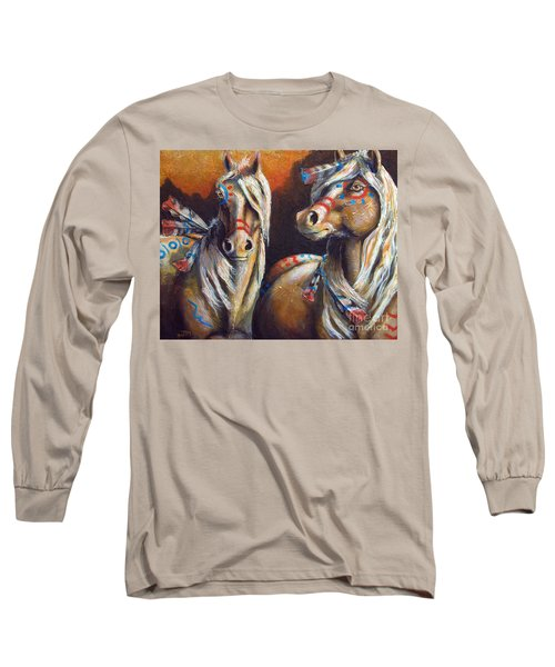 Two Coins Long Sleeve T-Shirt