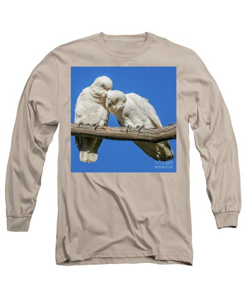 Two Corellas Long Sleeve T-Shirt