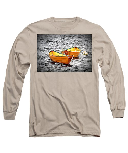 Two Dories Long Sleeve T-Shirt