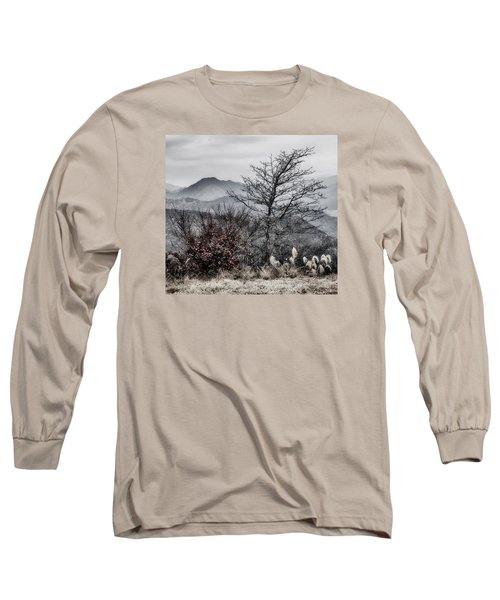 Two Long Sleeve T-Shirt by Hayato Matsumoto