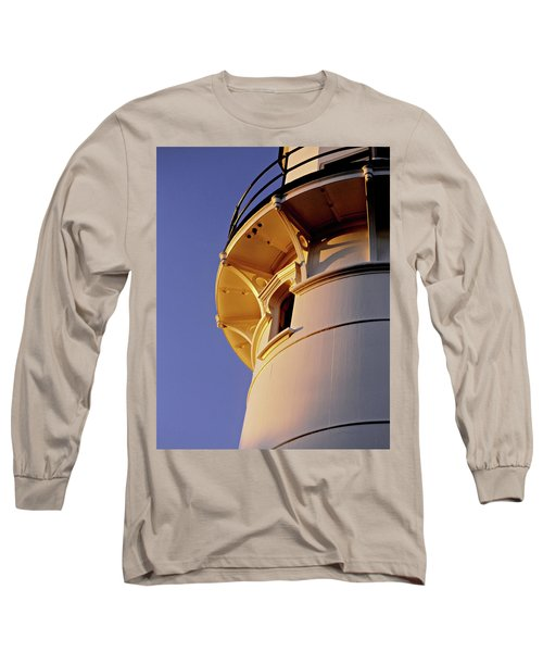 Two Lights, Cape Elizabeth Long Sleeve T-Shirt