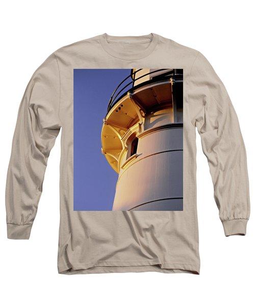 Two Lights, Cape Elizabeth Long Sleeve T-Shirt