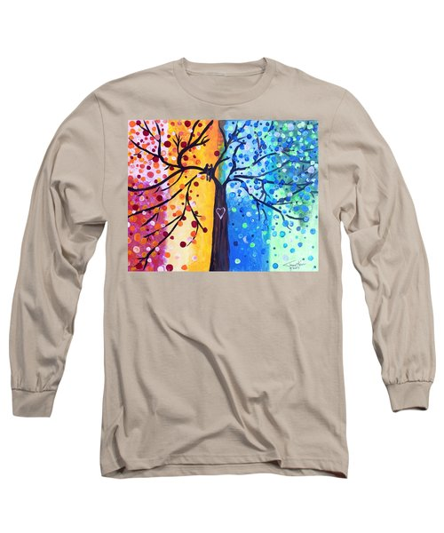 Two Moments Long Sleeve T-Shirt