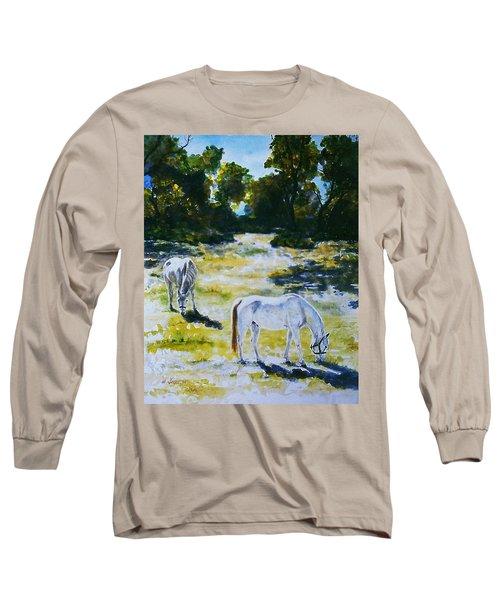 Sunlit Long Sleeve T-Shirt