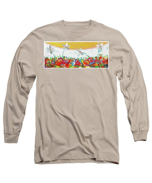Typical Summer Day Long Sleeve T-Shirt