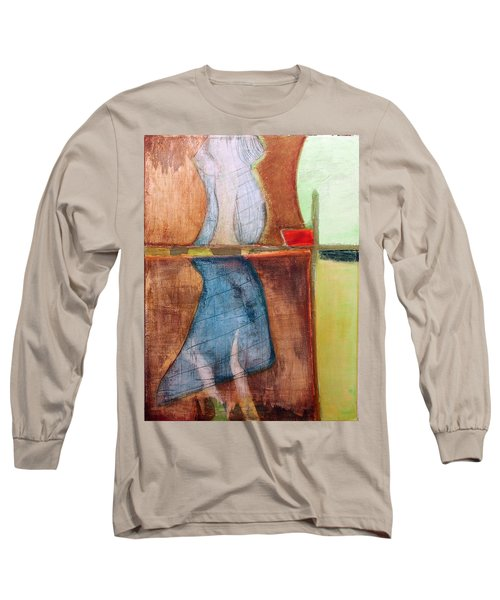 Art Print U2 Long Sleeve T-Shirt