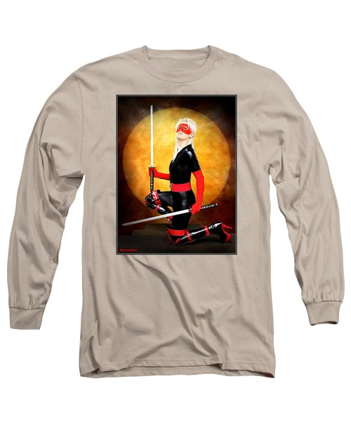 Under A Blood Moon Long Sleeve T-Shirt