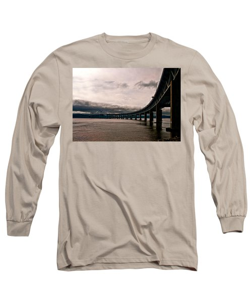 Under The Tappan Zee Long Sleeve T-Shirt