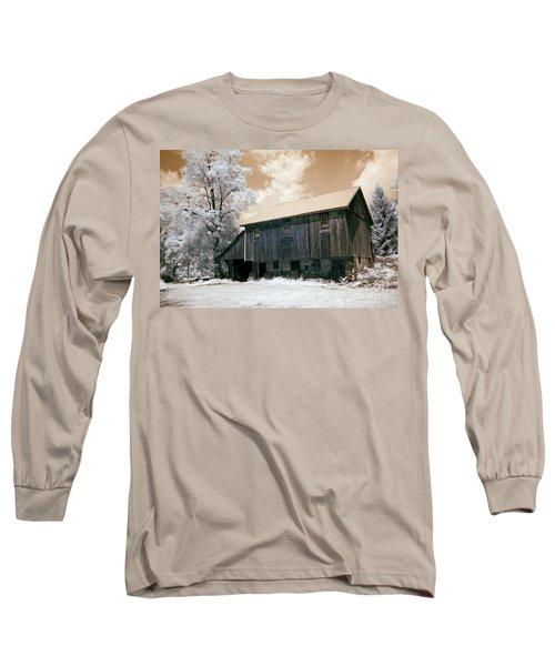Underground Railroad Slave Hideout Long Sleeve T-Shirt
