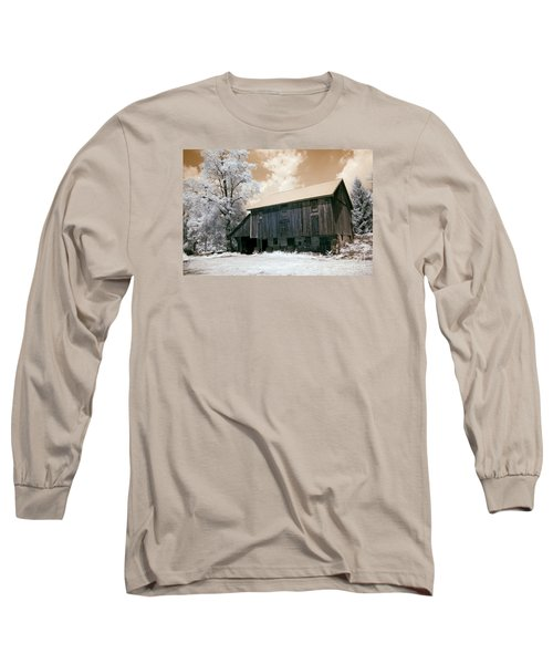 Underground Railroad Slave Hideout Long Sleeve T-Shirt
