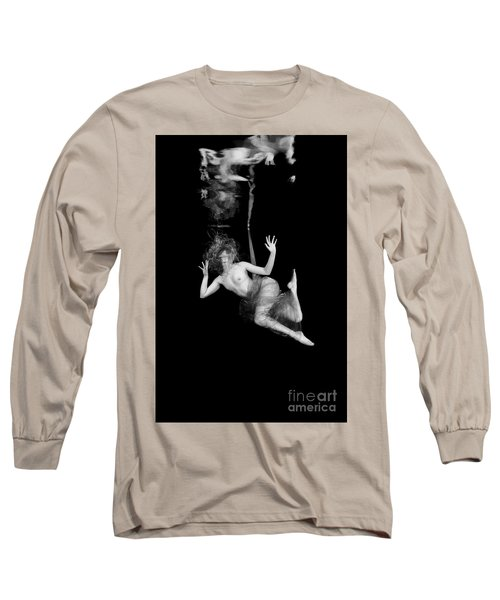 Underwater Beauty 002 Long Sleeve T-Shirt